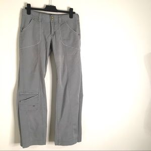 Athleta Drawstring Cargo Pants